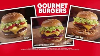 Red Robin $10 Bundle TV Spot, 'All Day, Every Day'