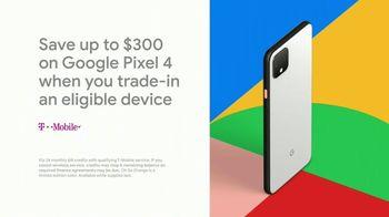 Google Pixel 4 TV Spot, 'T-Mobile: Motion Sense' Song by 3 One Oh - Thumbnail 9