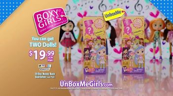 UnBoxMe Girls TV Spot, 'Only Us Girls Know' - Thumbnail 6