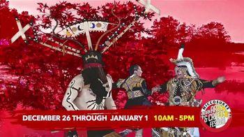 2019 Miccosukee Indian Arts & Crafts FestivalTV Spot, '2019 Miami: Historic Miccosukee Indian Village' - Thumbnail 3
