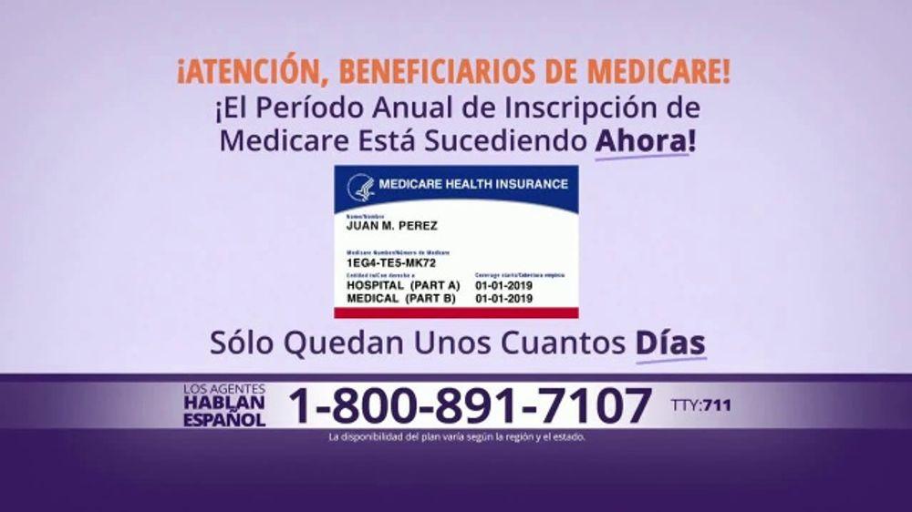 MedicareAdvantage.com TV Commercial, 'Beneficios nuevos'