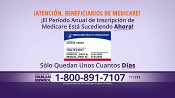 MedicareAdvantage.com TV Spot, 'Beneficios nuevos' [Spanish]