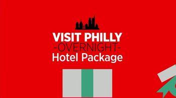 Visit Philadelphia Overnight Hotel Package TV Spot, 'No Time Like the Present' - Thumbnail 2