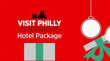Visit Philadelphia Overnight Hotel Package TV Spot, 'No Time Like the Present' - Thumbnail 3