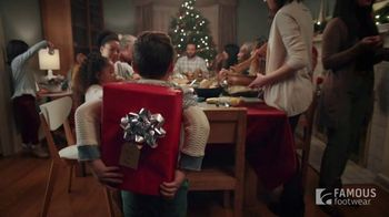Famous Footwear TV Spot, 'Holiday Dinner Table: BOGO' - Thumbnail 1
