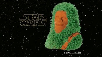 Chia Pet TV Spot, 'Star Wars: Chewbacca and Yoda'