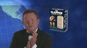The Clapper TV Spot, 'Affordable Home Automation: Darth Vader'