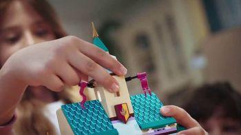 LEGO Disney Frozen 2 TV Spot, 'Water, Pretzel & Sword' - 1233 commercial airings