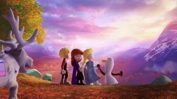 LEGO Disney Frozen 2 TV Spot, 'Water, Pretzel & Sword' - Thumbnail 8