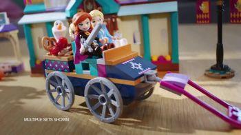 LEGO Disney Frozen 2 TV Spot, 'Water, Pretzel & Sword' - Thumbnail 5