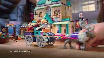 LEGO Disney Frozen 2 TV Spot, 'Water, Pretzel & Sword' - Thumbnail 6