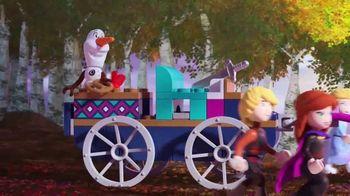 LEGO Disney Frozen 2 TV Spot, 'Water, Pretzel & Sword' - Thumbnail 7