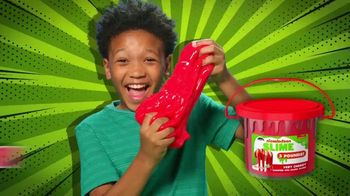 Nickelodeon Buckets of Slime TV Spot, 'Three Pound Buckets of Slime' - Thumbnail 6