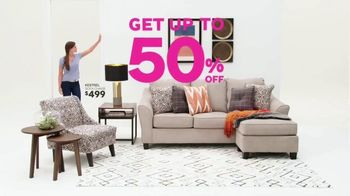 Ashley HomeStore Black Friday Sale TV Spot, 'Ends Monday: Up to 50 Percent' Song By Midnight Riot - Thumbnail 4