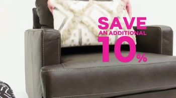 Ashley HomeStore Black Friday Sale TV Spot, 'Ends Monday: Up to 50 Percent' Song By Midnight Riot - Thumbnail 5