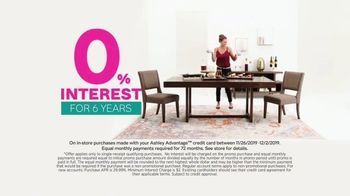 Ashley HomeStore Black Friday Sale TV Spot, 'Ends Monday: Up to 50 Percent' Song By Midnight Riot - Thumbnail 7