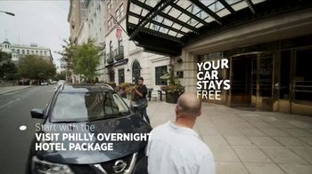 Visit Philadelphia TV Spot, 'Overnight Hotel Package' - Thumbnail 1