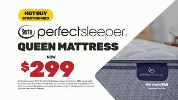 Mattress Firm Black Friday Sale TV Spot, 'Serta PerfectSleeper and Purple Bundle' - Thumbnail 6