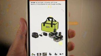 The Home Depot Black Friday Savings TV Spot, 'Ryobi One+ gratis' [Spanish] - Thumbnail 1