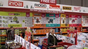 The Home Depot Black Friday Savings TV Spot, 'Ryobi One+ gratis' [Spanish] - Thumbnail 2