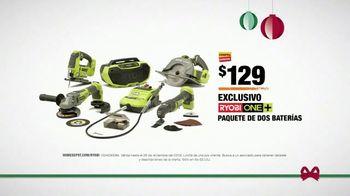 The Home Depot Black Friday Savings TV Spot, 'Ryobi One+ gratis' [Spanish] - Thumbnail 7