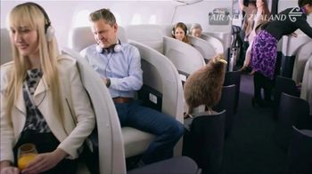 Air New Zealand TV Spot, 'Kiwi Welcome' - 1 commercial airings