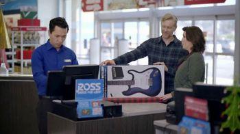 Ross TV Spot, 'Holidays: Rockstar' - Thumbnail 1