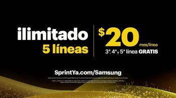 Sprint TV Spot, 'Fantasmas: S10 por $10 dólares: garantía' [Spanish] - Thumbnail 4