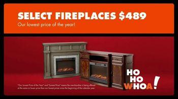 Big Lots Big Black Friday Sale TV Spot, 'Ho-Ho-Whoa: Fireplaces' - Thumbnail 4