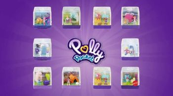 Polly Pocket Sand Secret Surprise Sets TV Spot, 'Tiny Mighty Club' - Thumbnail 9