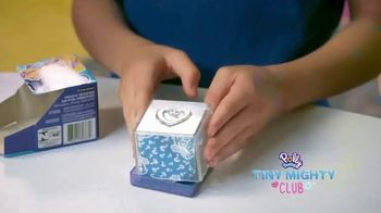 Polly Pocket Sand Secret Surprise Sets TV Spot, 'Tiny Mighty Club' - Thumbnail 3