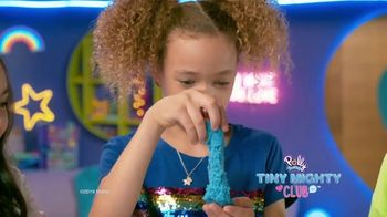 Polly Pocket Sand Secret Surprise Sets TV Spot, 'Tiny Mighty Club'