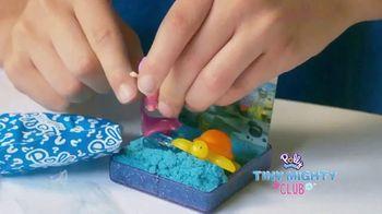 Polly Pocket Sand Secret Surprise Sets TV Spot, 'Tiny Mighty Club' - Thumbnail 6