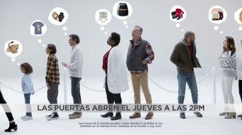 JCPenney Black Friday Por Siempre TV Spot, 'Suéteres, freidoras, diamantes y más' [Spanish] - Thumbnail 2