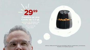 JCPenney Black Friday Por Siempre TV Spot, 'Suéteres, freidoras, diamantes y más' [Spanish] - Thumbnail 4
