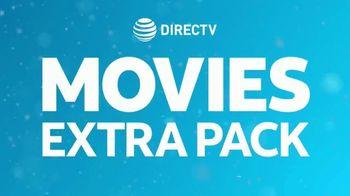 DIRECTV Movies Extra Pack TV Spot, 'Holiday Movies' - Thumbnail 1