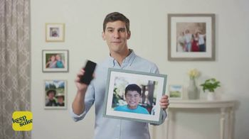 Keepsake TV Spot, 'Off Your Phone, Into Your Home: Nephew' - Thumbnail 2