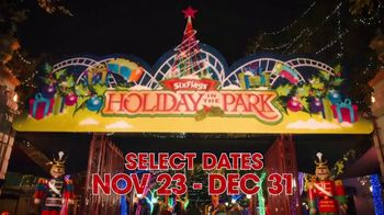 Six Flags Great America  Holiday in the Park TV Spot, 'Biggest and Brightest' - Thumbnail 1