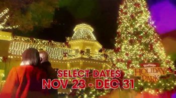 Six Flags Great America  Holiday in the Park TV Spot, 'Biggest and Brightest' - Thumbnail 2