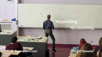Tommy John Black Friday Sale TV Spot, 'Jim'