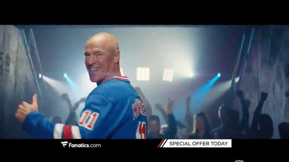 Fanatics.com TV Commercial, 'Hockey Fans Celebrate NHL Legends'