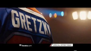 Fanatics.com TV Spot, 'Hockey Fans Celebrate NHL Legends' - Thumbnail 2