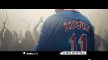 Fanatics.com TV Spot, 'Hockey Fans Celebrate NHL Legends' - Thumbnail 3