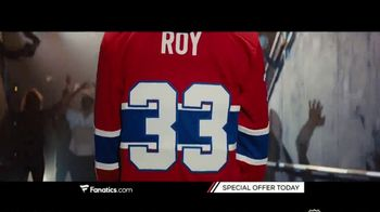 Fanatics.com TV Spot, 'Hockey Fans Celebrate NHL Legends' - Thumbnail 7