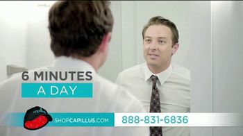Capillus Black Friday Sale TV Spot, 'Treat Hair Loss at Home' - Thumbnail 2