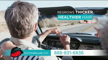 Capillus Black Friday Sale TV Spot, 'Treat Hair Loss at Home'