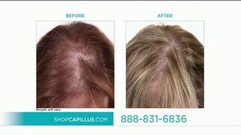 Capillus Black Friday Sale TV Spot, 'Treat Hair Loss at Home' - Thumbnail 8