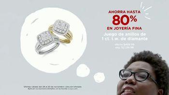 JCPenney Black Friday Por Siempre TV Spot, 'Botas, Keurig, diamantes y Levi's' [Spanish] - Thumbnail 5