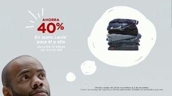 JCPenney Black Friday Por Siempre TV Spot, 'Botas, Keurig, diamantes y Levi's' [Spanish] - Thumbnail 6