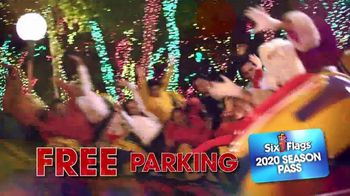 Six Flags Cyber Sale TV Spot, 'Holiday in the Park: Season Passes' - Thumbnail 6